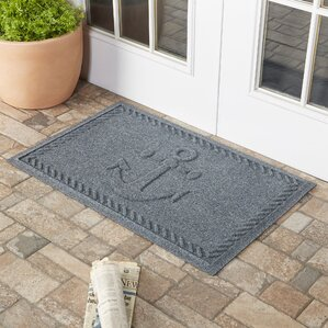 Aubrielle Ship's Anchor Doormat