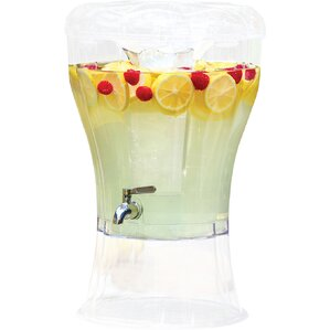 Barcelona 3.5 Gallon Beverage Dispenser