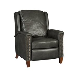 Fisher Leather Recliner