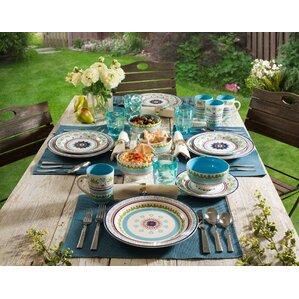 16-Piece Hensler Dinnerware Set