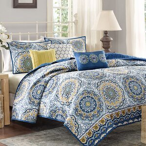 6-Piece Liliana Coverlet Set