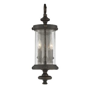 Milo Outdoor Wall Lantern