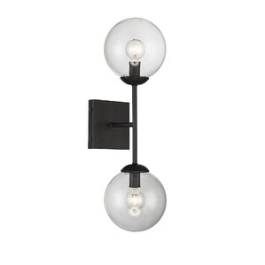 Mariah 2-Light Wall Sconce