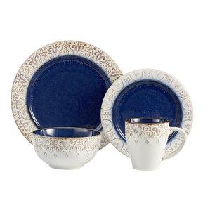 16-Piece Daphne Dinnerware Set