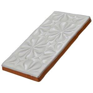 """Antiqua Sensations 3"""" x 6"""" Ceramic Subway Tile in White"""