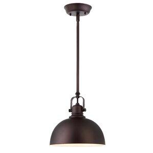 Baylis 1-Light Bowl Pendant