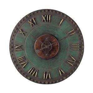 Karson Round Oversized Wall Clock