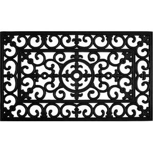 Fairview Fleur De Lis Doormat