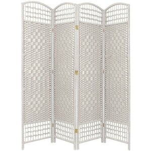 4-Panel Room Divider