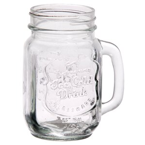 Shelby Mason Drinking Jar (Set of 4)