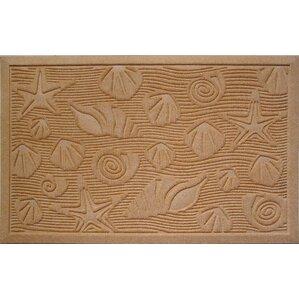 Provincetown Seashells Doormat