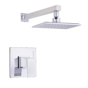 Wymondham Shower Faucet Trim with Lever Handle