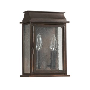 Kilbourne 2-Light Outdoor Flush Mount