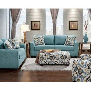 Blue Living Room Sets Youll Love Wayfair - Wayfair living room sets
