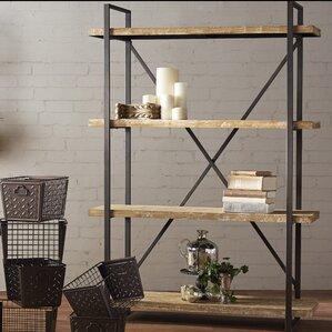 Bookcases Wayfair - Wide bookshelves