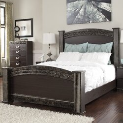Signature Design by Ashley Vachel Panel Customizable Bedroom Set ...