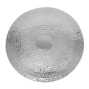 Circular Wall Decor silver circles wall decor | wayfair