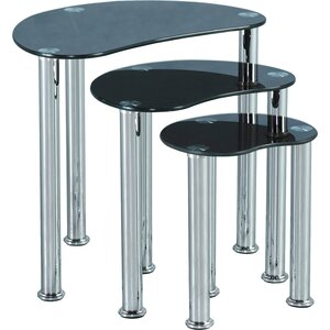 Fleetwood 3 Piece Nest of Tables