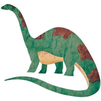My wonderful walls dinosaur wall mural decal kit wayfair for Dinosaur mural kit