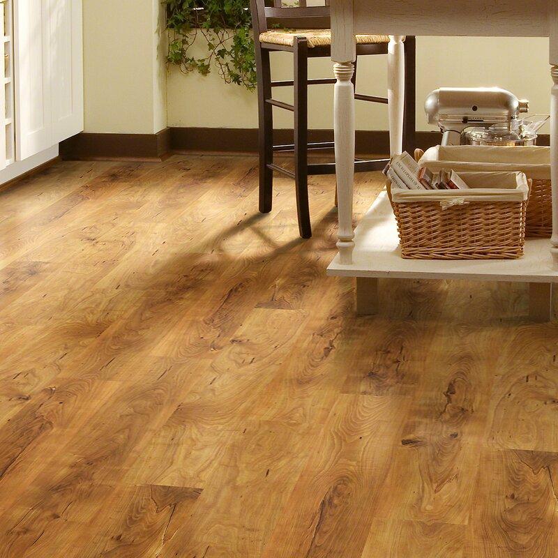 "Shaw Laminate Flooring Summerville Pine: Shaw Floors Fairfax 8"" X 48"" X 6.5mm Pine Laminate In"
