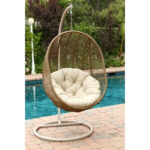Deborah Swing Chair With Stand