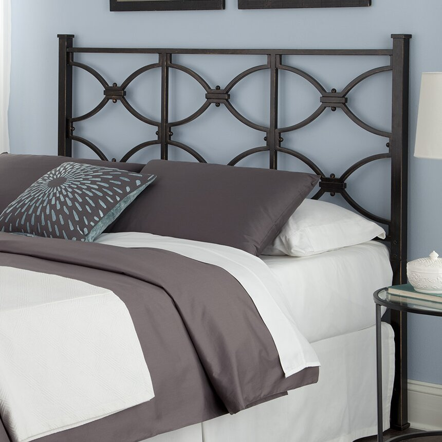 fashion bed group marlo california king open frame headboard wayfair. Black Bedroom Furniture Sets. Home Design Ideas