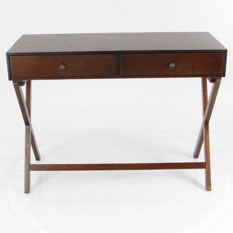 Colton wood console table allmodern