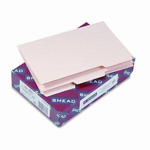 Blank Self-Tab Card Guides, 1/3 Tab, 100/Box