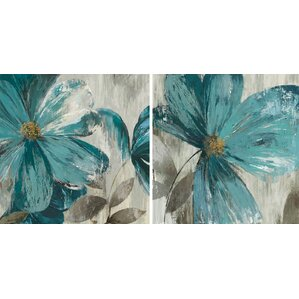 2-Piece Gisel Canvas Print Set