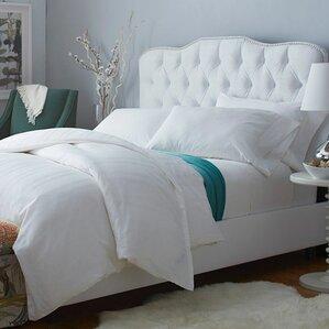 Wheeling Upholstered Platform Bed