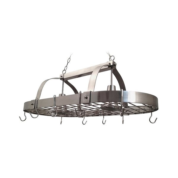 - Darby Home Co 2 Light Kitchen Pot Rack & Reviews Wayfair