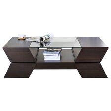 modern espresso coffee tables | allmodern