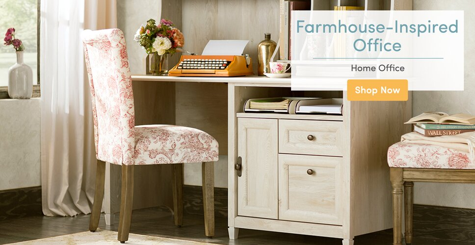 Surprising Home Office Youll Love Wayfair Largest Home Design Picture Inspirations Pitcheantrous