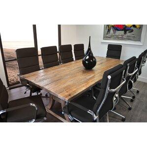 11 Piece Ligna 8u0027 Rectangular Conference Table Set