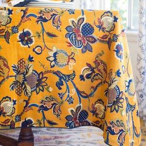 Pongal Pumpkin Tablecloth