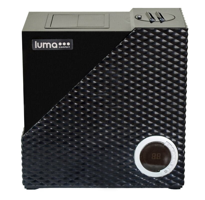 Luma Comfort 2 Gal Cool And Warm Mist Ultrasonic Console