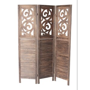Mariam 70 X 50 3 Panel Room Divider