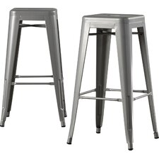 "Chaney 30.5"" Bar Stool (Set of 2)"