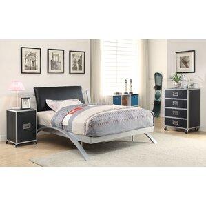 Metal Bedroom Sets Youll Love Wayfair