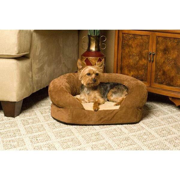 k&h manufacturing orthopedic sleeper bolster dog bed & reviews
