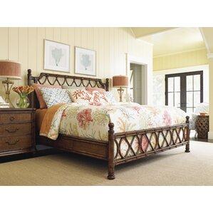 Wicker & Rattan Bedroom Sets You\'ll Love | Wayfair