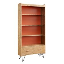 "Jamaica Avenue 69.63"" Standard Bookcase"
