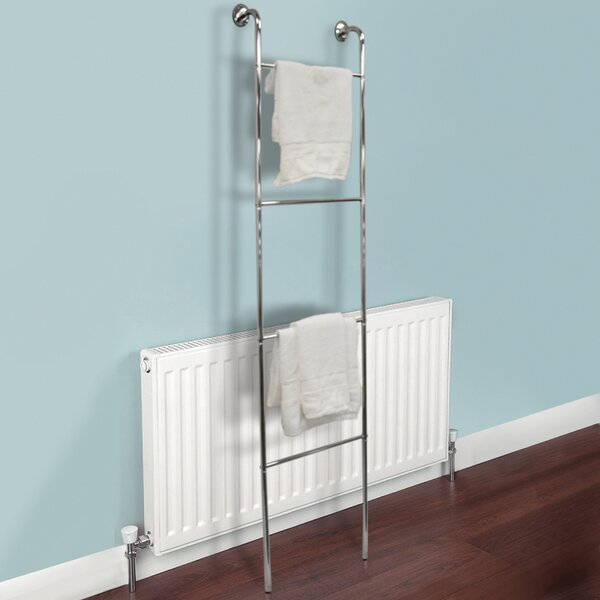 House additions wall mounted towel rack reviews for Wayfair bathroom wallpaper