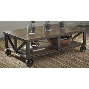 rectangle coffee tables - coffee tables | wayfair