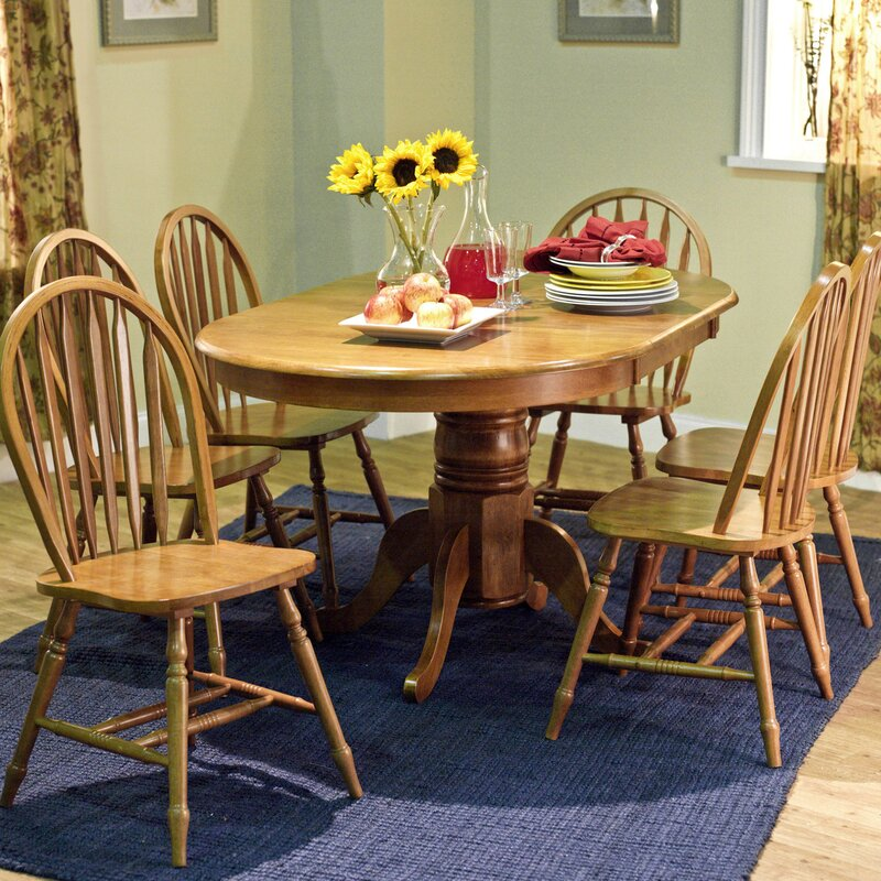 cottage & country kitchen & dining room sets you'll love | wayfair