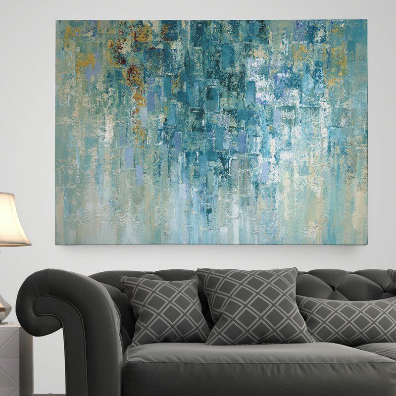 Canvas Art Prints Paintings Youll Love Wayfair