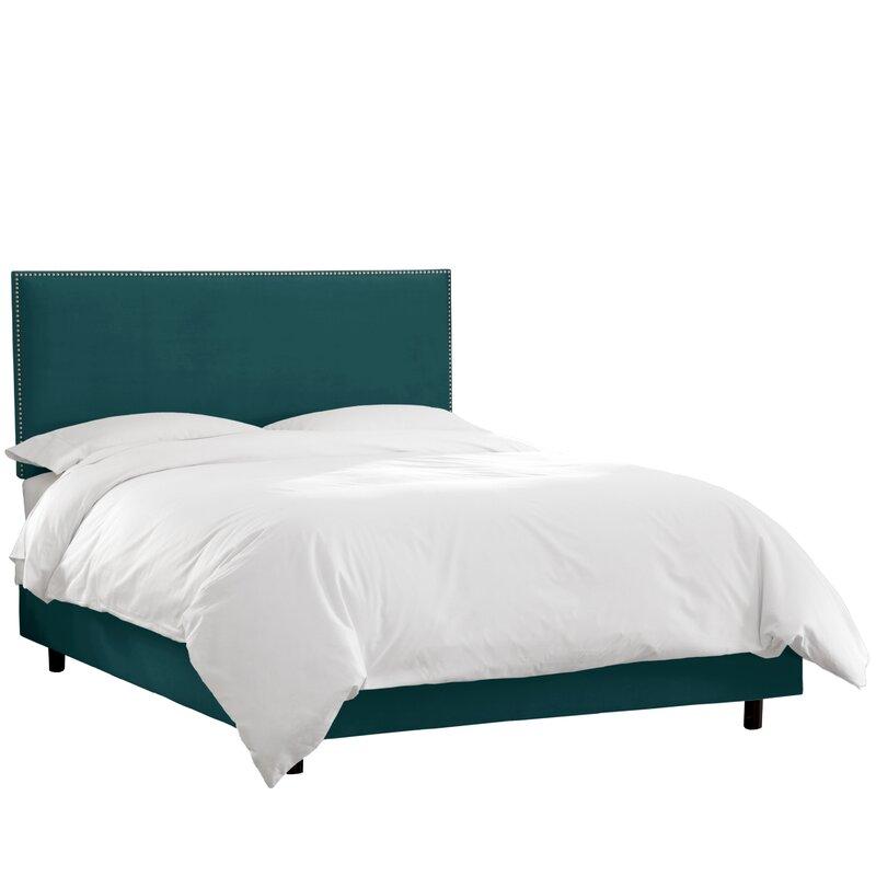 default_name - Panel Bed Frame