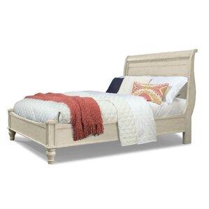 sleigh beds you'll love   wayfair