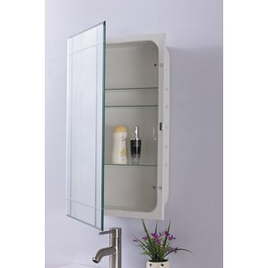 Plain Recessed Bathroom Medicine Cabinets 16 And Decor