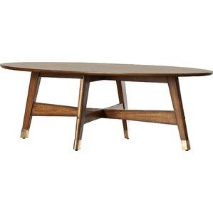 mid-century modern coffee tables you'll love   wayfair